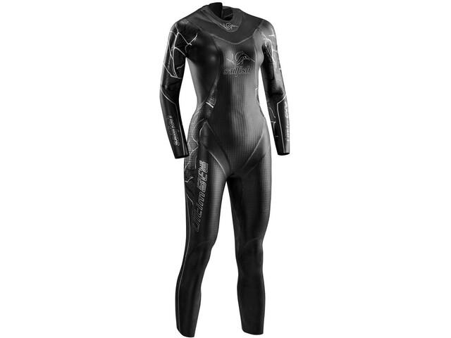 sailfish Ultimate IPS Plus 2 Wetsuit Women black